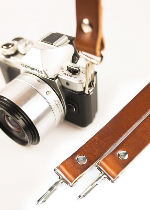 Auxiliary strap for the third camera 4
