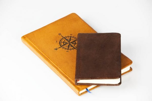 Notebooks leather 8