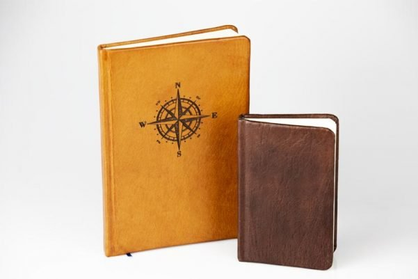 Notebooks leather 3